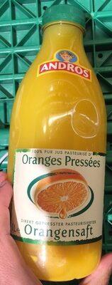 Oranges Pressées - Product - fr