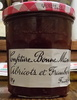 Confiture Abricots et Framboises - Produit