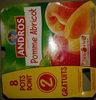 Dessert pommes abricots x8 - Product