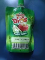 P'tit Dros Pomme Nature - Product