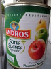 Purée de fruits Pomme nature - Produit
