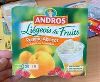 Liegeois de fruits - Product - fr