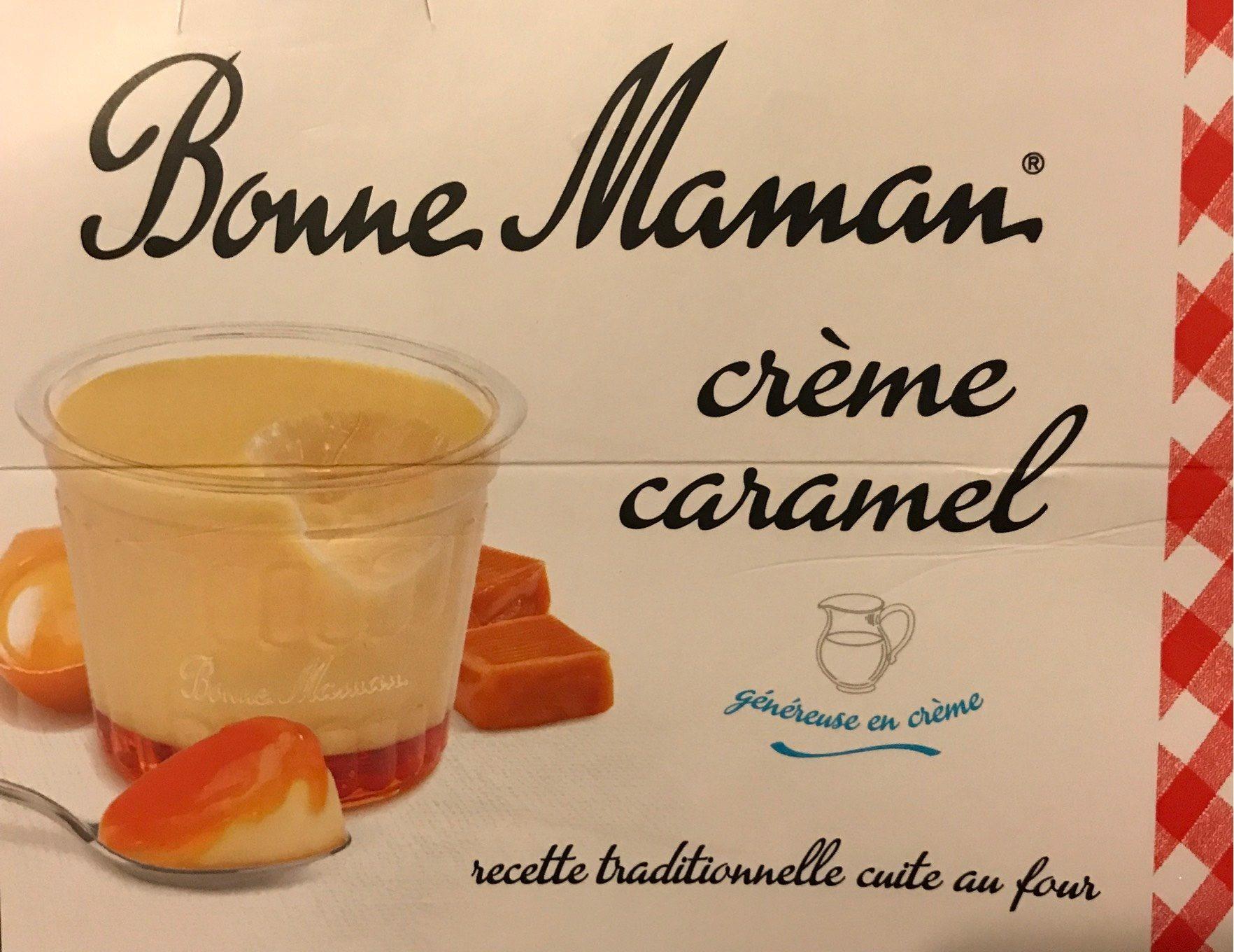 Crème caramel aux œufs frais - Produit - fr