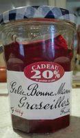 Gelée Groseilles - Product