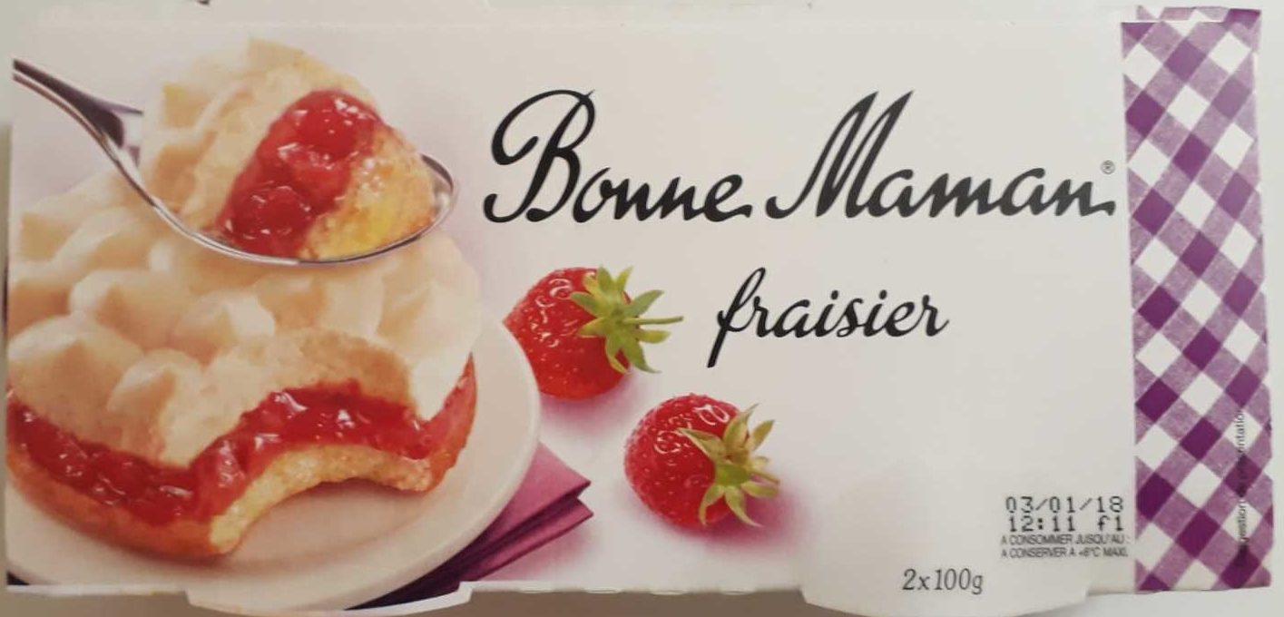 Fraisier - Produit - fr