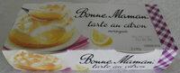 Tarte au citron meringuée - Produit - fr
