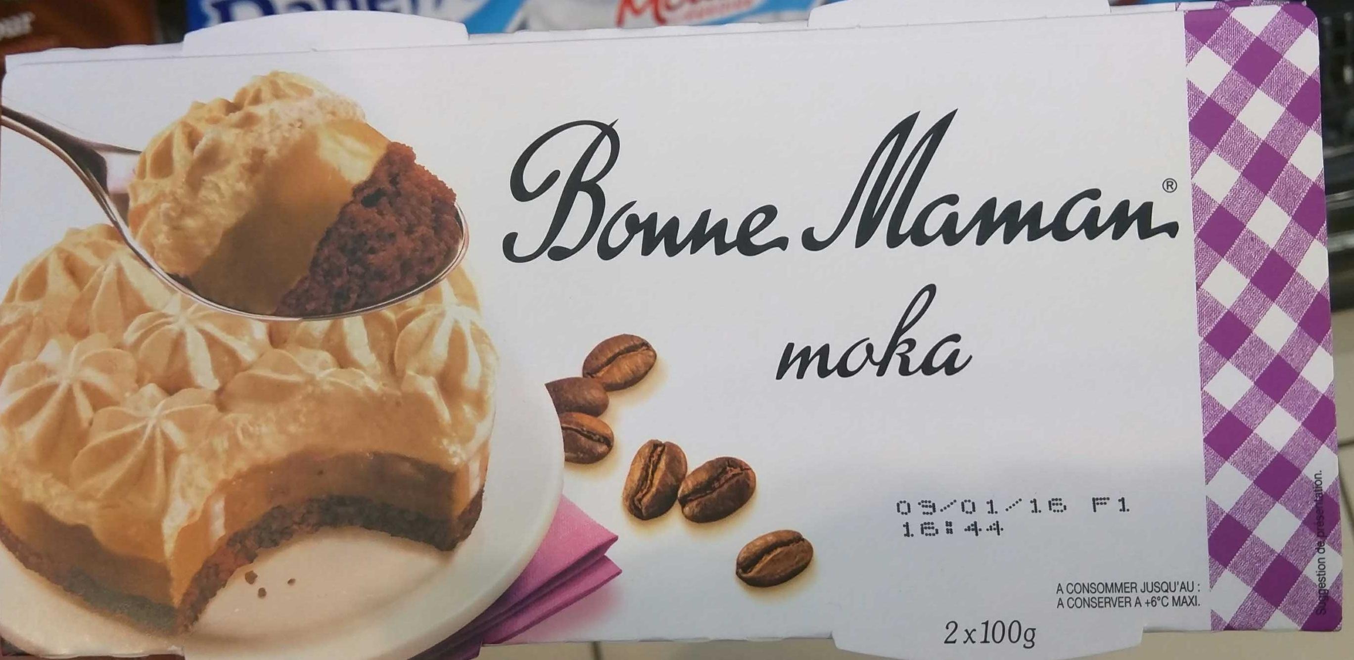 Moka - Produit - fr