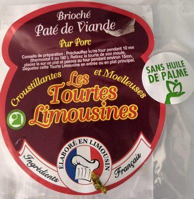 Brioché pâté de viande - Product - fr