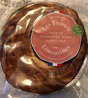 Paté de pommes de terre au petit salé - Product - fr