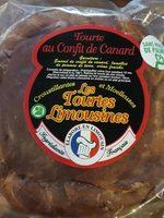 Tourte au Confit de Canard - Produit - fr