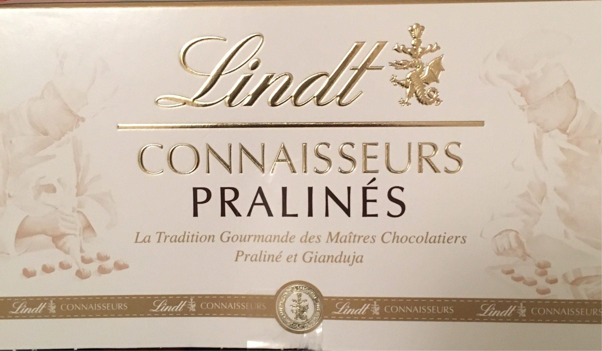Connaisseurs pralines - Product - fr