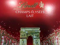 Champs-Elysées Lait - Product - fr
