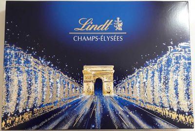 Assortiment chocolats Champs-Elysées - Produit - fr