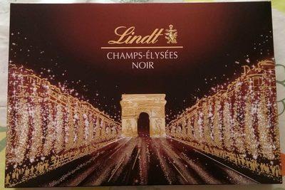 Champs-Élysées noir - Product