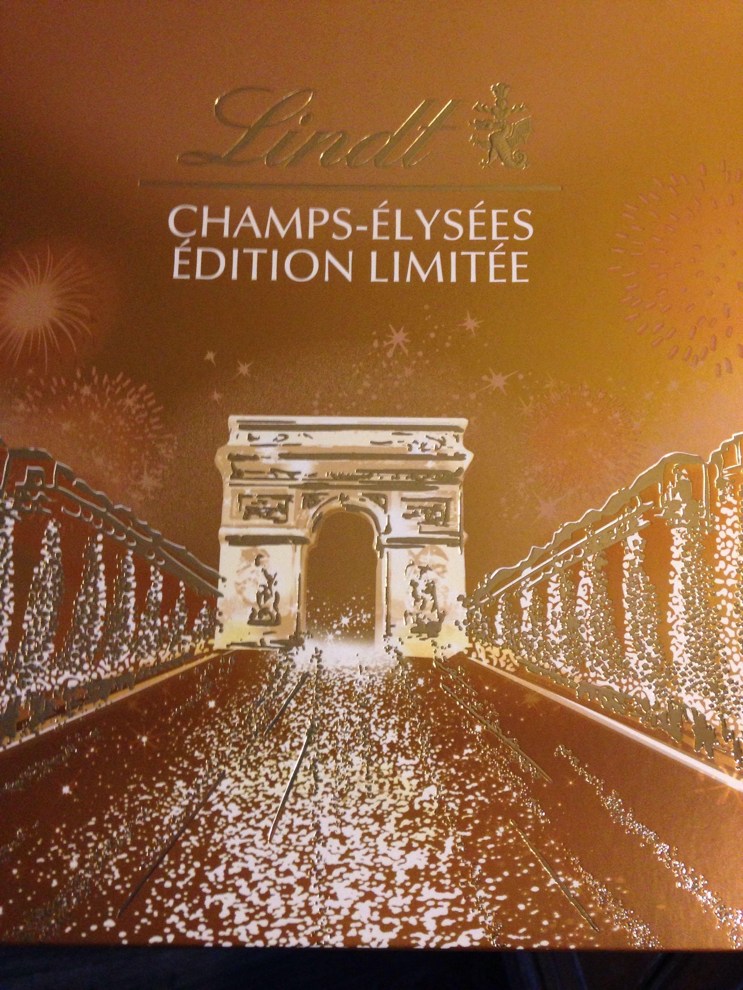Champs-Élysées Édition Limitée - Product