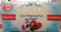 Les Pyrénéens Les Frappés Framboise - Produit
