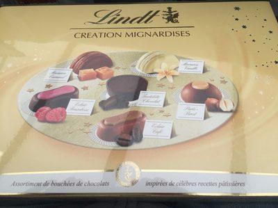 Chocolats en gâteaux - Produit