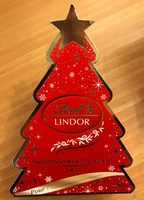 Mini-sapin Lindor Lait - Product - fr