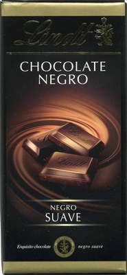 Chocolat Lindt Noir Extra fondant. 52% cacao - Producto