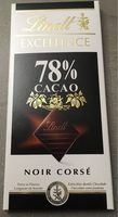 Chocolat noir extra-fin, traditionnel. - Prodotto - fr