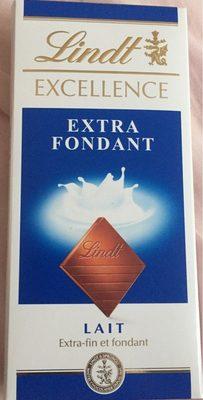 Excellence Extra Fondant Lait - Produit - fr