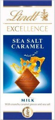 Excellence Milk Sea Salt Caramel - Product - en