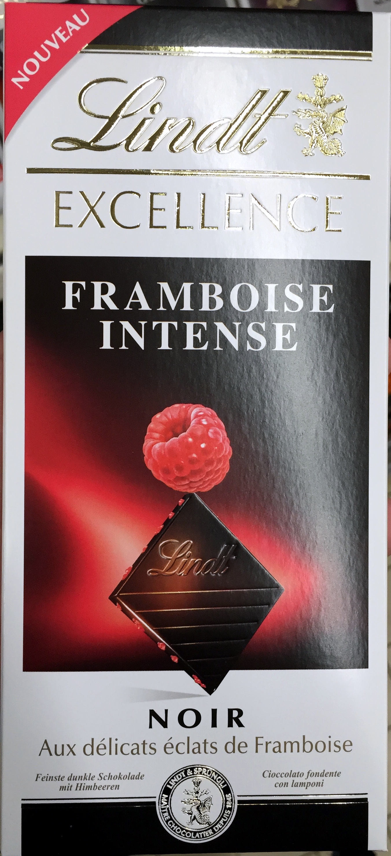 Excellence Framboise intense - Product