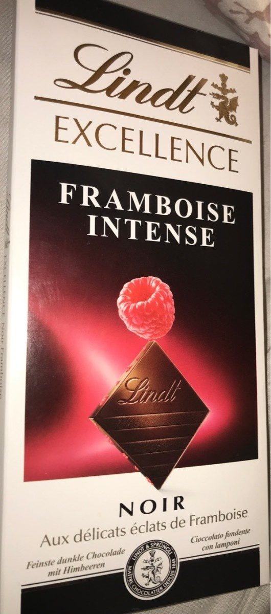 Framboise intense - Product - fr