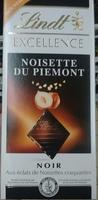 Excellence Noisette du Piemont Noir - Product - fr
