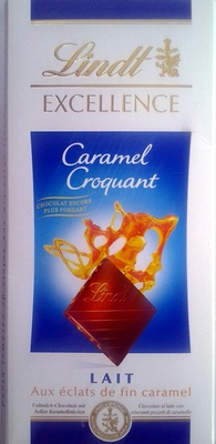 Excellence Caramel Croquant Lait - Product - fr