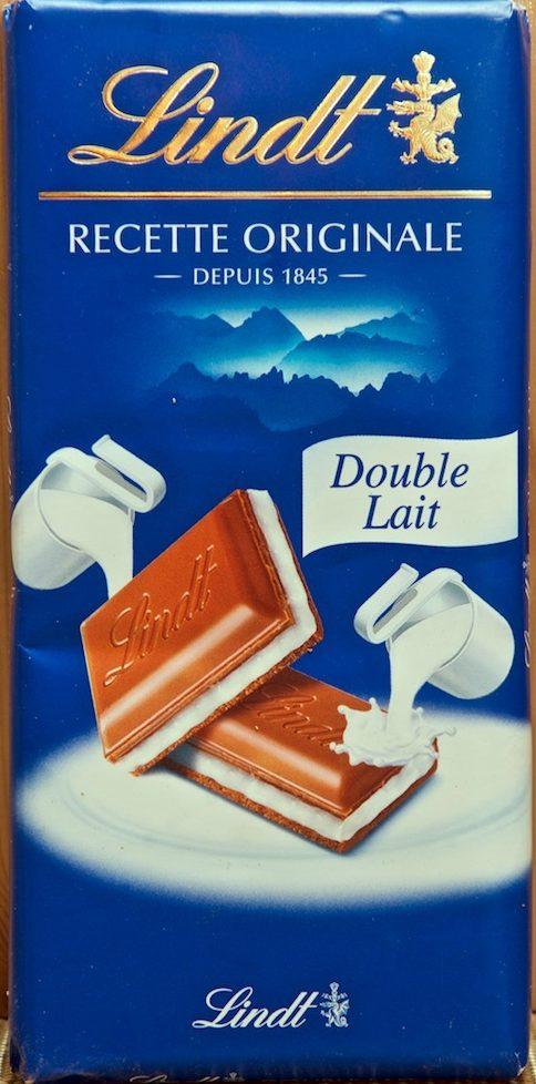 Tablette Recette Originale Double Lait - Product - fr