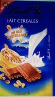lait céréales - Product
