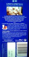 lait céréales - Ingredients