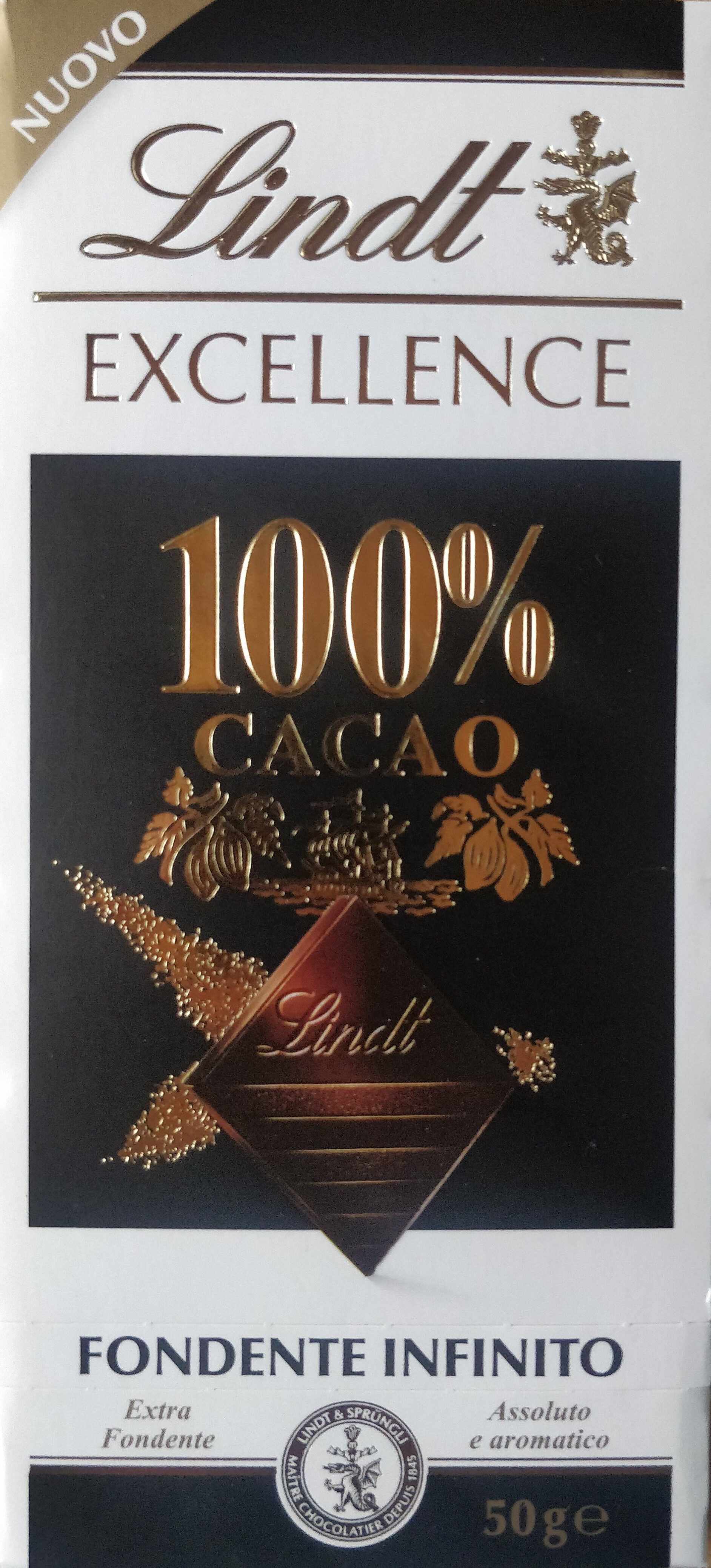 Excellence - 100% cacao noir infini - Prodotto - it