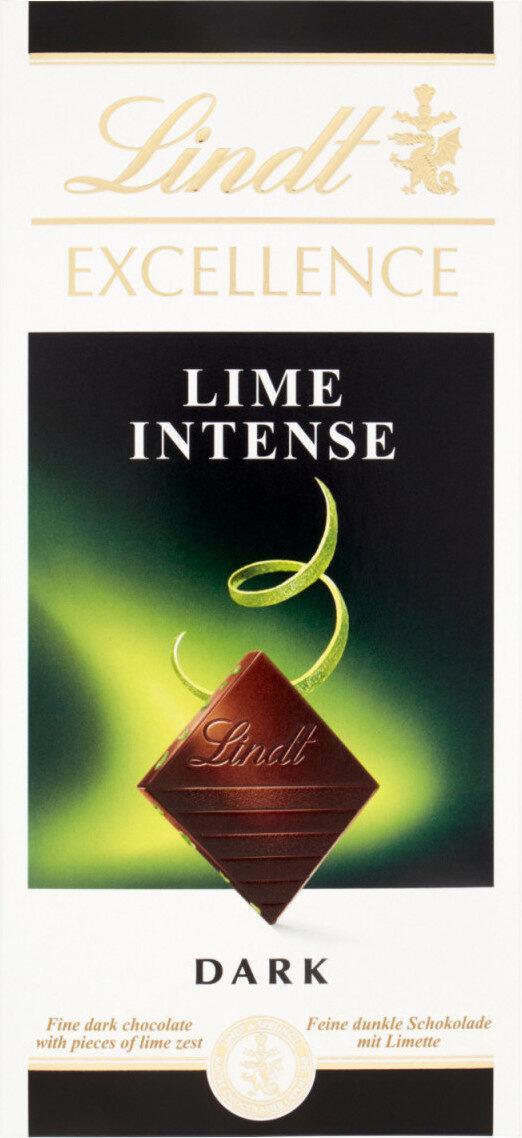 Excellence Dark Lime Intense - Produit - fr