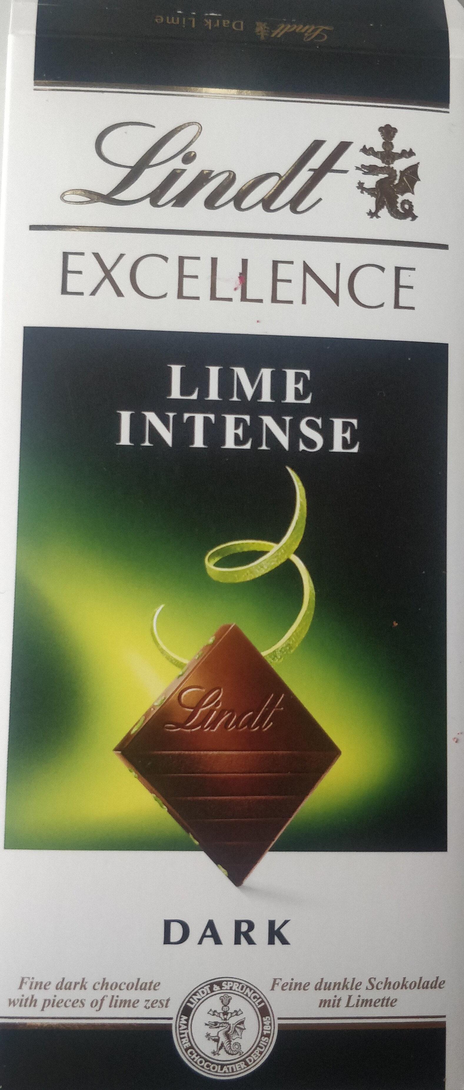 Excellence Zeste de citron vert - Prodotto - it