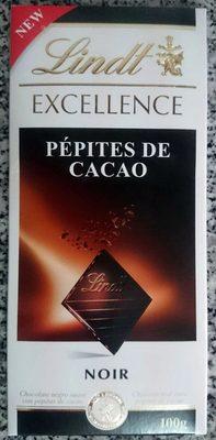 Chocolat noir pépite de cacao - Product
