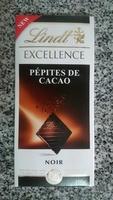 Excellence Pépites de cacao noir - Product