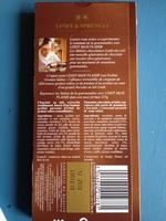 Maxi plaisir. Lait praliné graines salées - Nutrition facts - fr