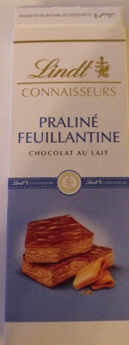 Praliné feuillantine - Product