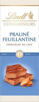 Praliné feuillantine Chocolat au lait - Product - fr
