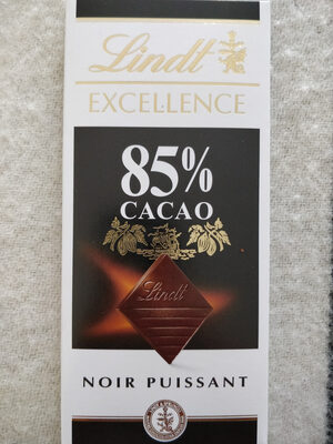 85% Powerful Black Cacao - Product - en