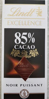 Excellence: 85% cacao - Product - es