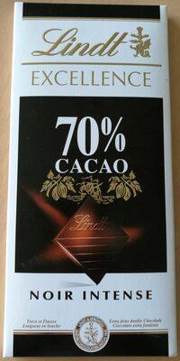 Excellence 70% Cacao Noir Intense - Prodotto - fr
