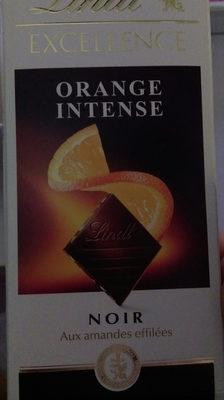 Orange intense Noir orange intense - Produit - fr
