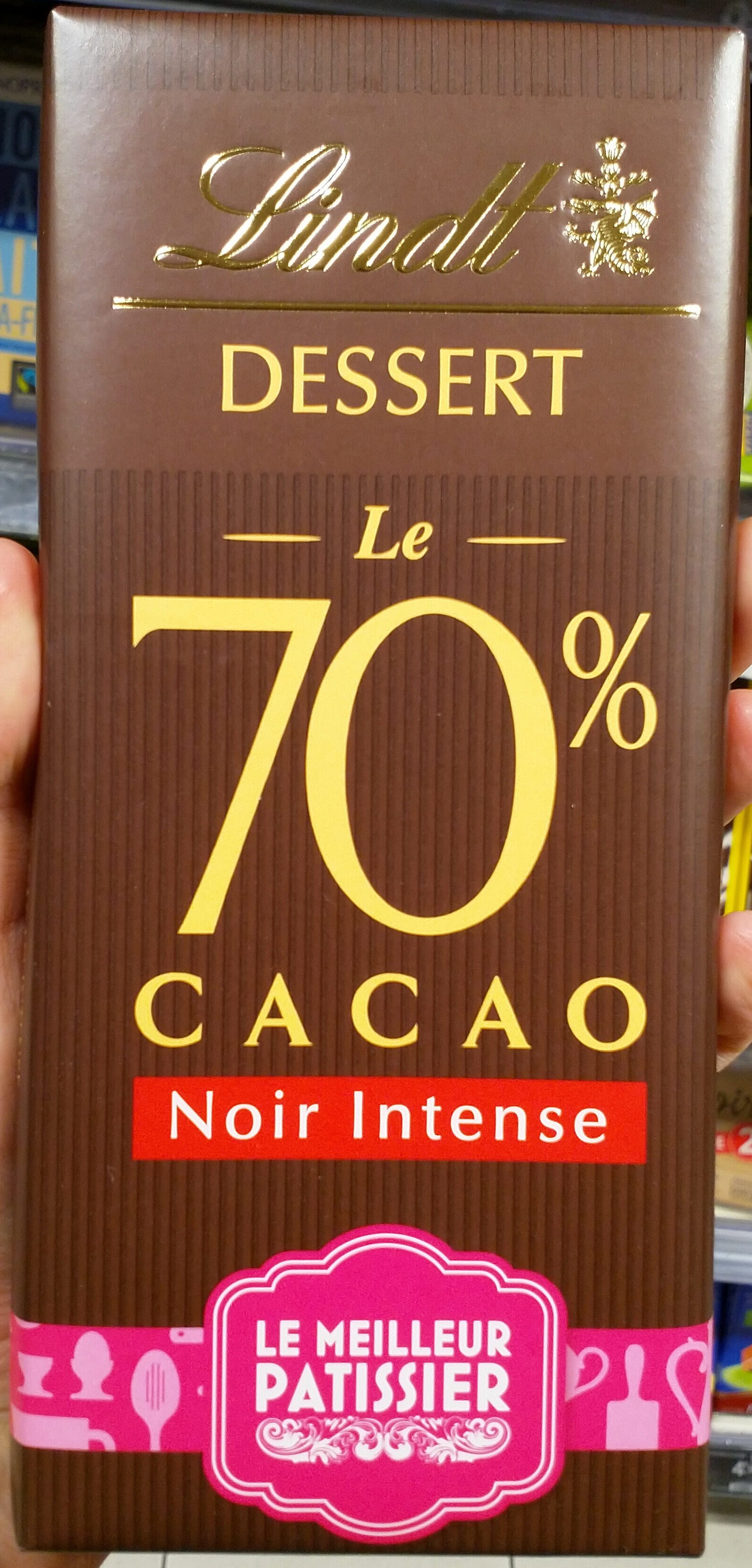 A cuisiner 70% Cacao - Product - fr
