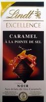 Excellence Caramel à la Pointe de sel - Prodotto