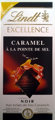 Excellence Caramel à la Pointe de sel - Produit - fr