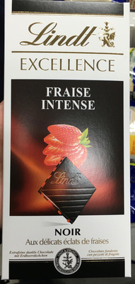 Excellence strawberry intense - Product - fr
