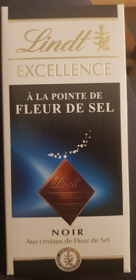 Chocolat noir 47% et pointe de fleur de sel - Produit - fr